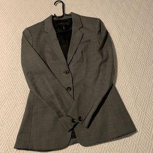 Rag & Bone Charcoal Grey Blazer